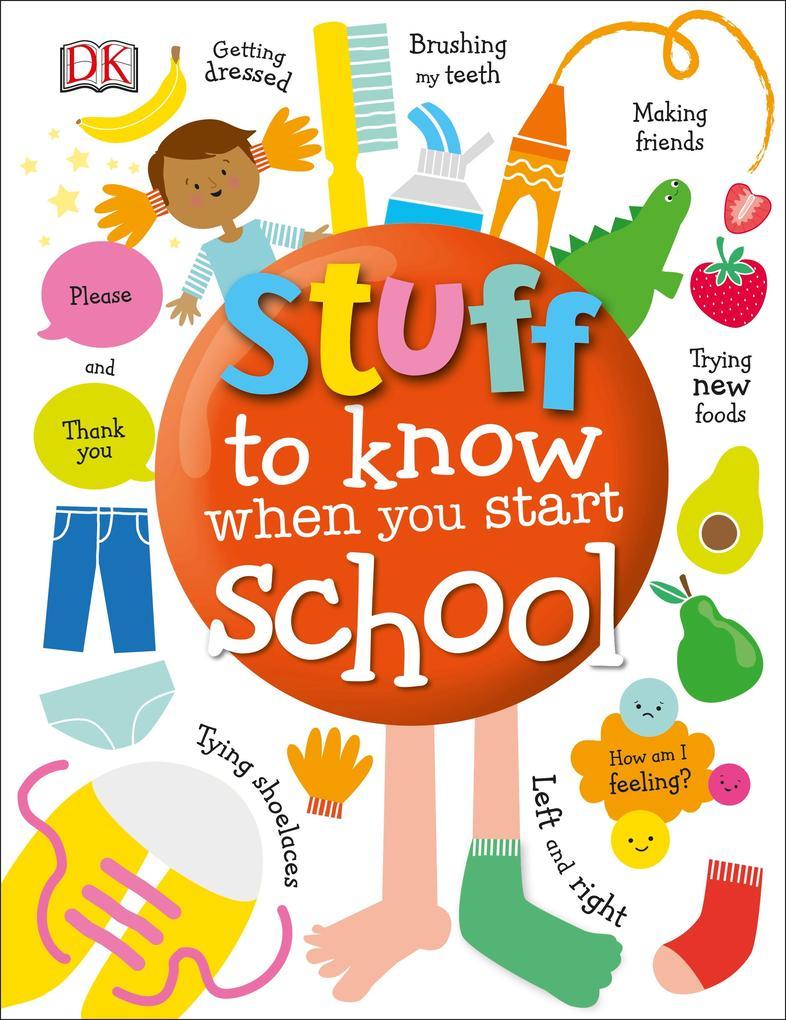 Stuff to Know When You Start School als eBook pdf