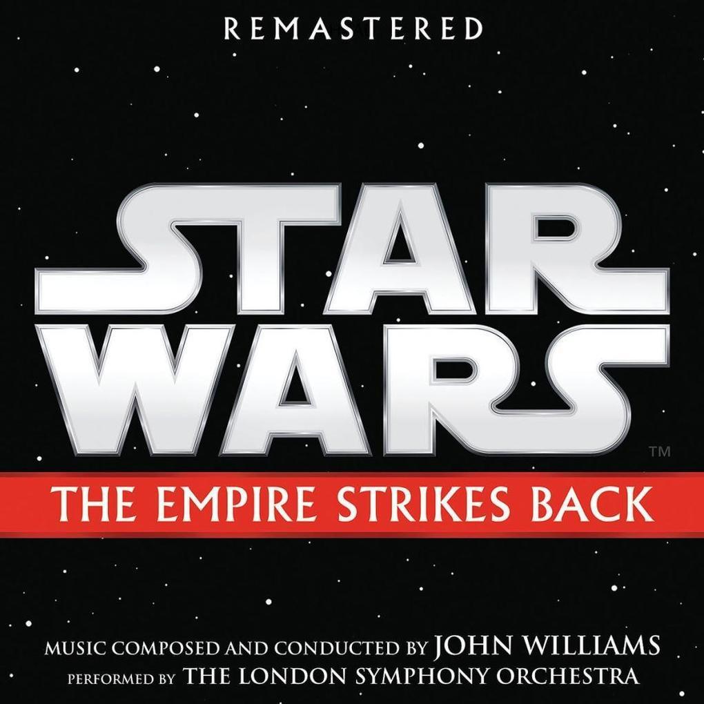 Star Wars: The Empire Strikes Back als CD