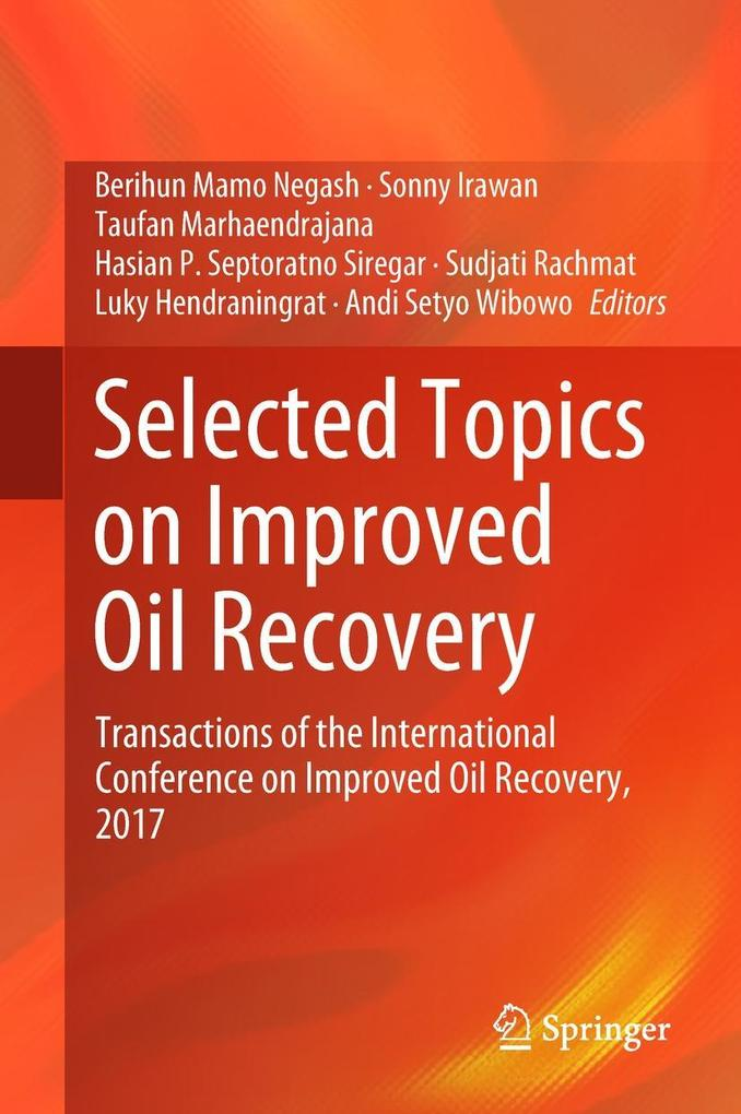 Selected Topics on Improved Oil Recovery als eBook pdf