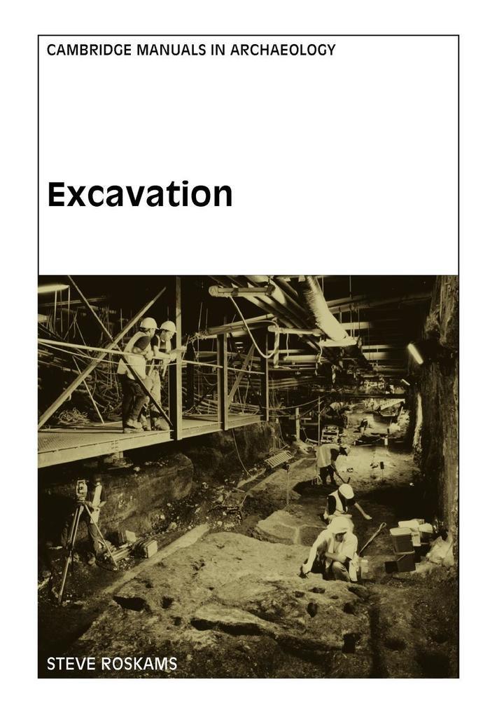 Excavation als Buch (kartoniert)