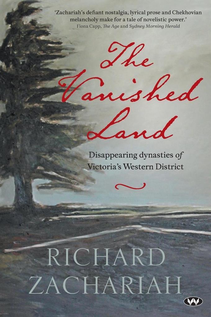 The Vanished Land als Taschenbuch