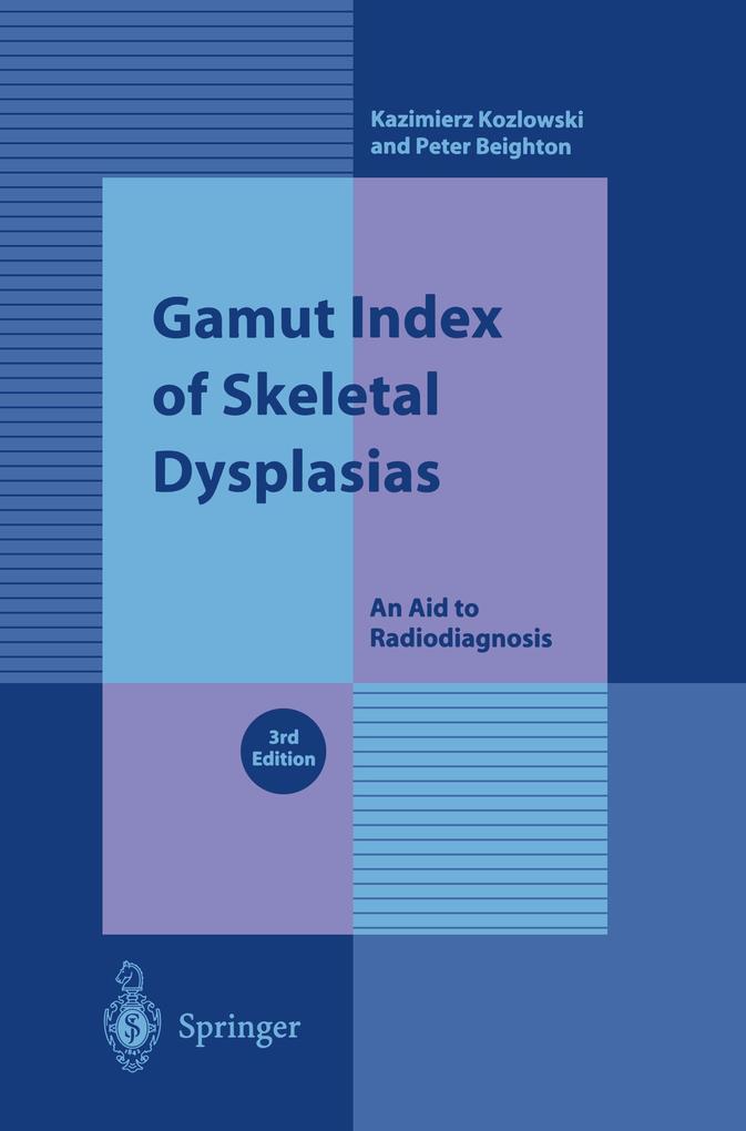 Gamut Index of Skeletal Dysplasias als Buch (kartoniert)