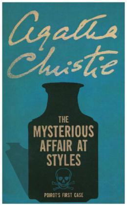 The Mysterious Affair at Styles als Taschenbuch