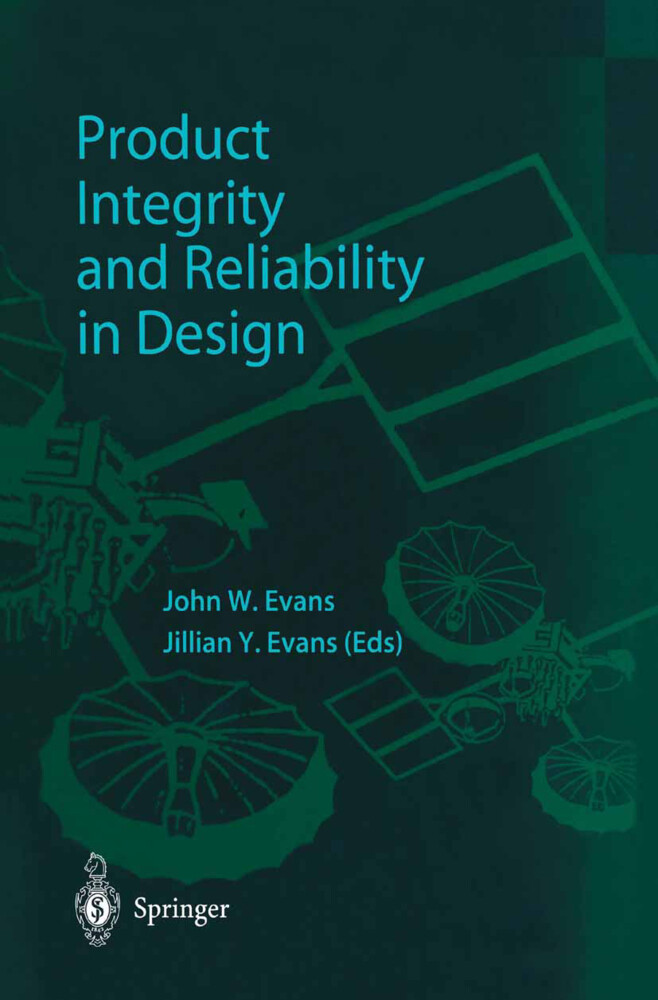 Product Integrity and Reliability in Design als Buch (gebunden)