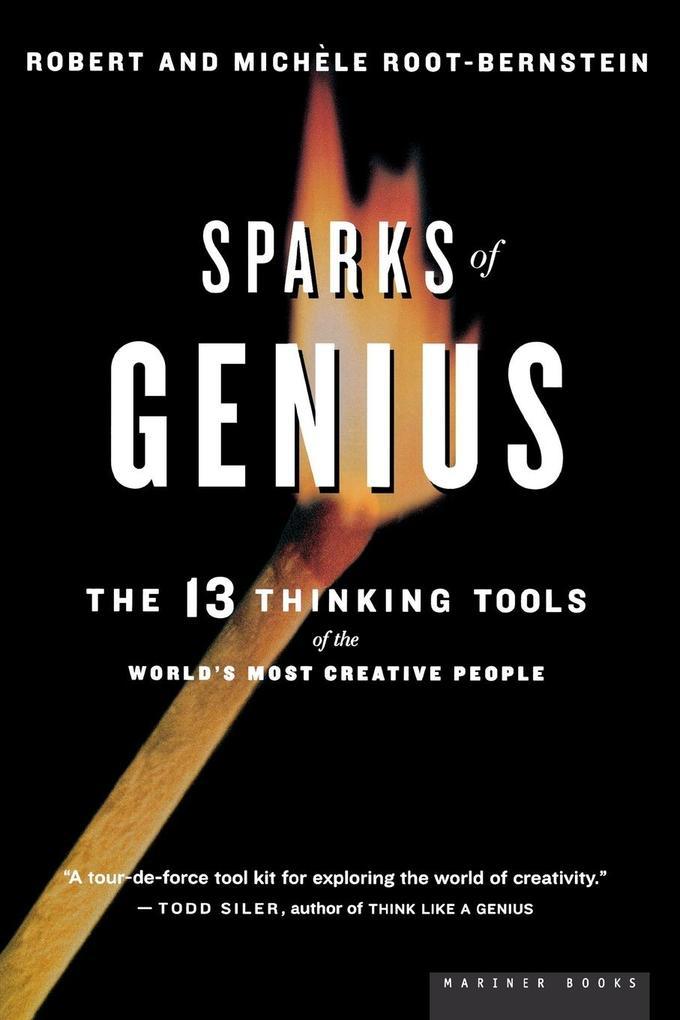 Sparks of Genius als Buch (kartoniert)
