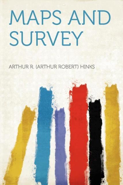 Maps and Survey als Taschenbuch