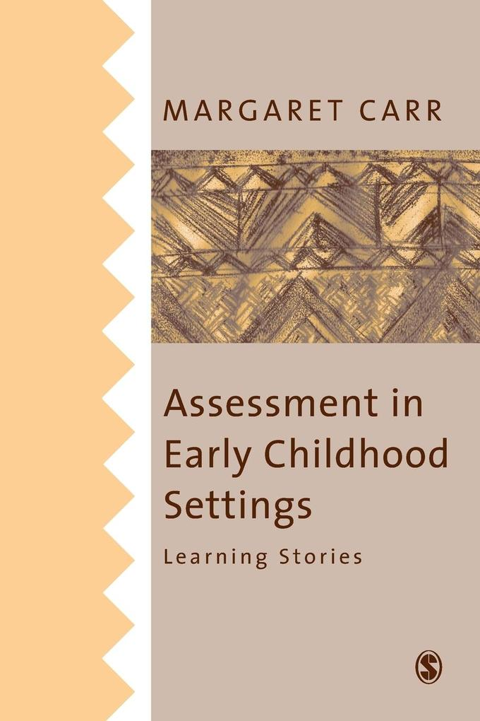 Assessment in Early Childhood Settings als Buch (kartoniert)