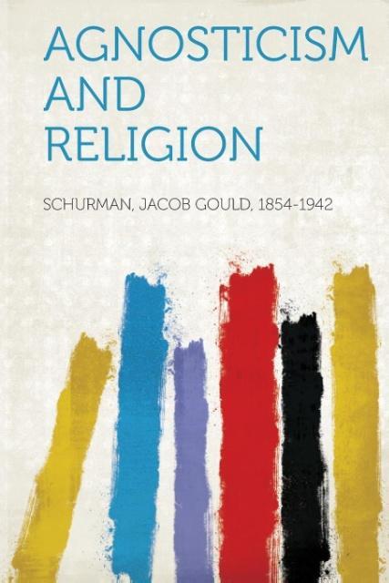 Agnosticism and Religion als Taschenbuch