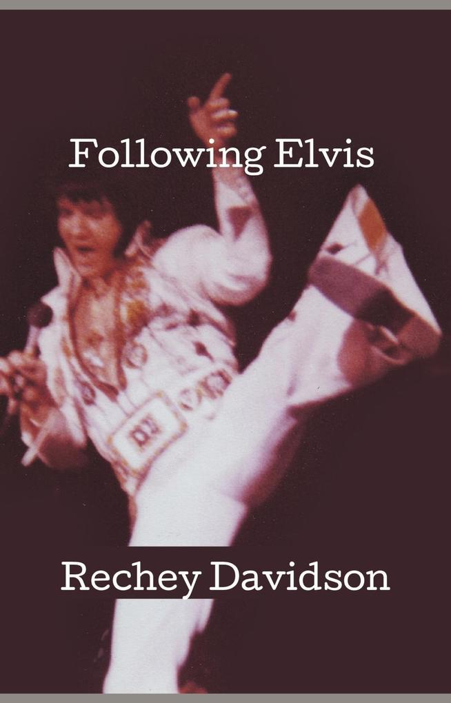 Following Elvis als eBook epub