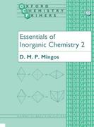 Essentials of Inorganic Chemistry 2