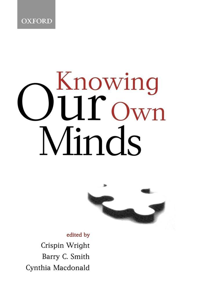 Mind Association Occasional Series als Buch (kartoniert)