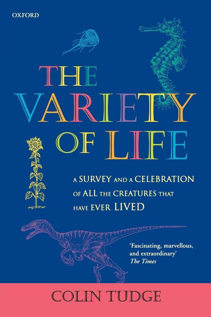 The Variety of Life als Buch (kartoniert)
