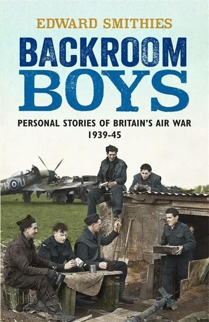 Backroom Boys als Buch (kartoniert)