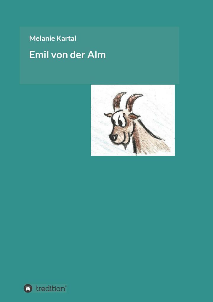 Emil von der Alm als Buch (kartoniert)