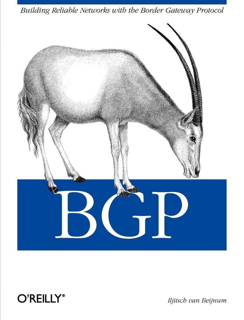 BGP als Buch (kartoniert)