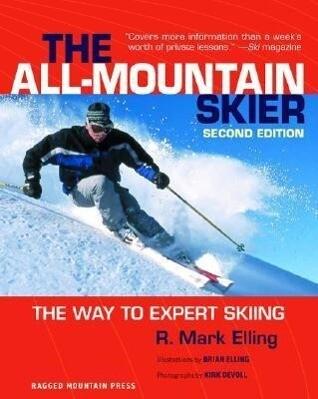 All-Mountain Skier als Buch (kartoniert)