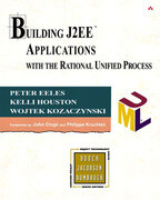 Building J2ee' Applications with the Rational Unified Process