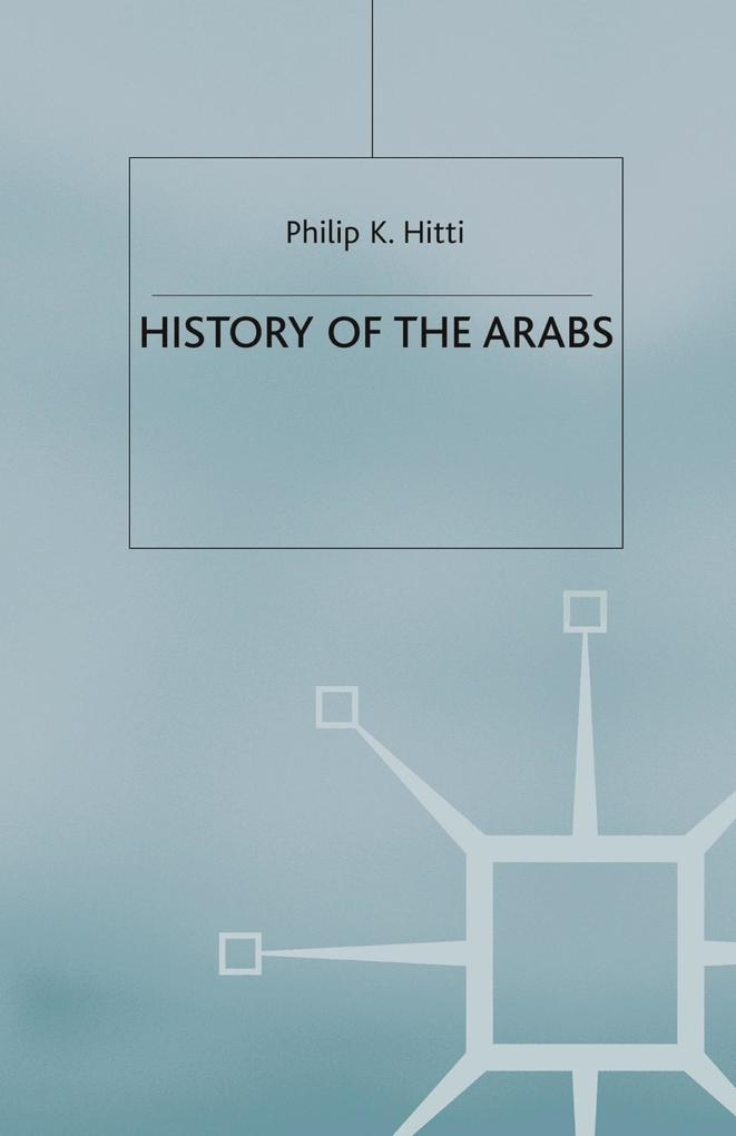 History of The Arabs als Buch (kartoniert)