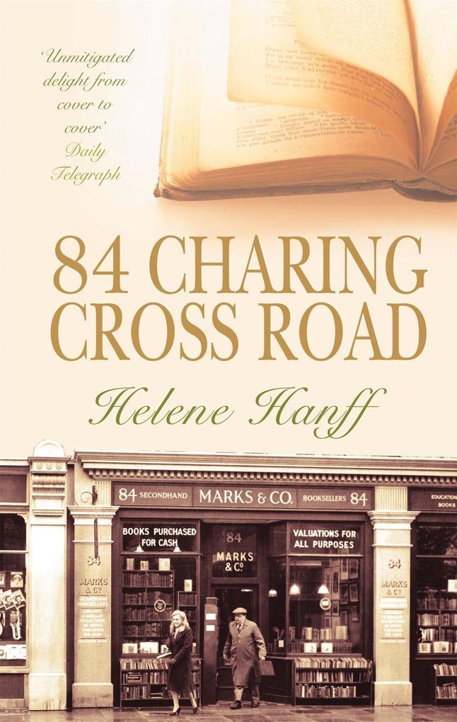 84 Charing Cross Road als Buch (kartoniert)