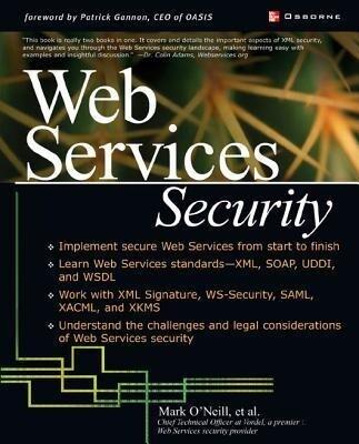 Web Services Security als Buch (gebunden)