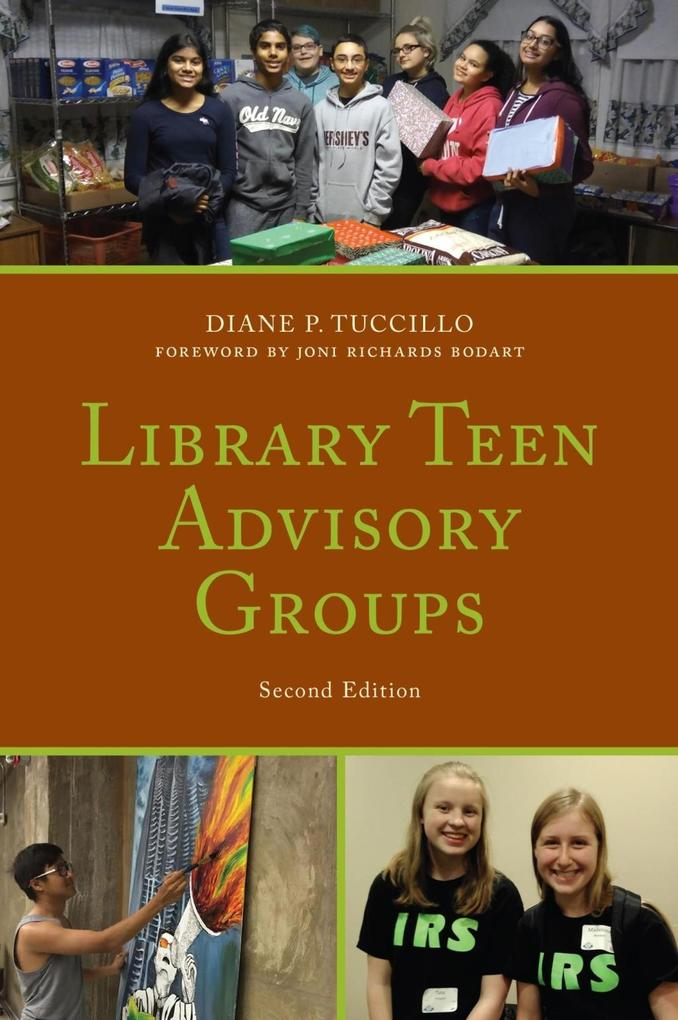 Library Teen Advisory Groups als eBook epub