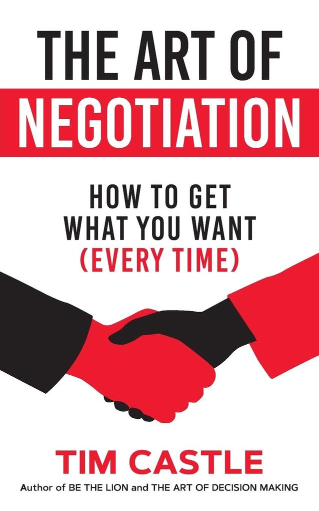 The Art of Negotiation als Buch (kartoniert)