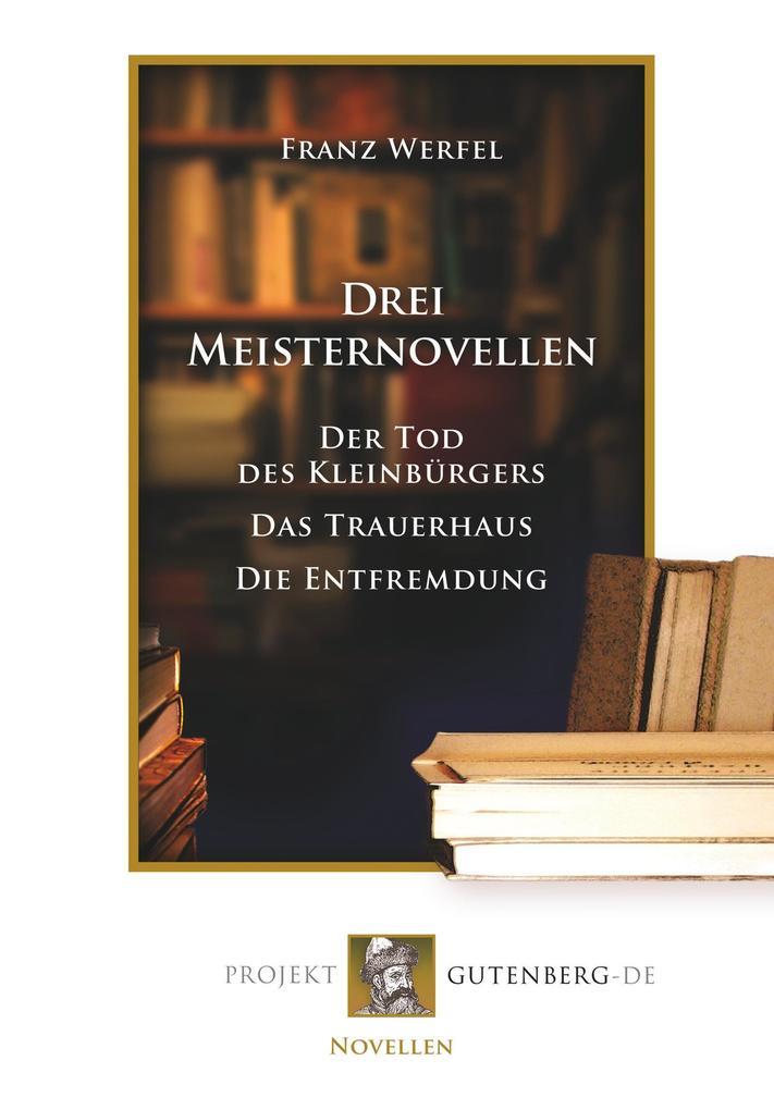 Drei Meisternovellen als Buch (kartoniert)
