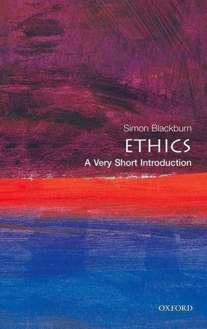 Ethics: A Very Short Introduction als Taschenbuch
