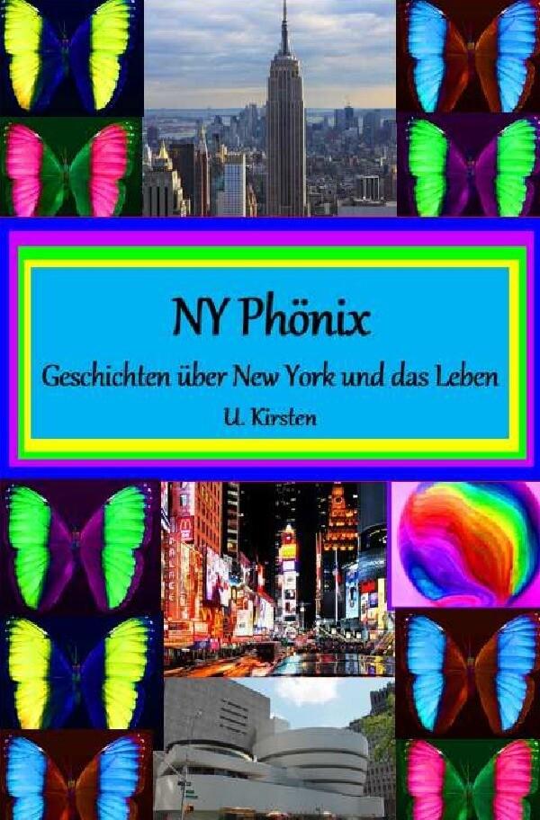NYPhönix als Buch (kartoniert)