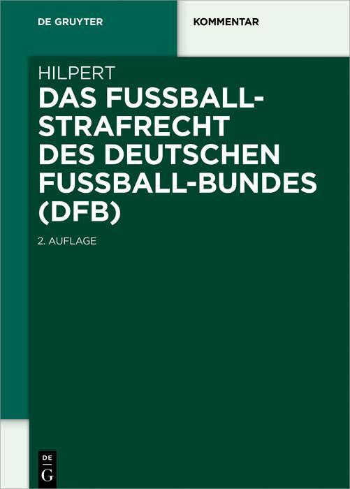 Das Fußballstrafrecht des Deutschen Fußball-Bundes (DFB) als eBook epub
