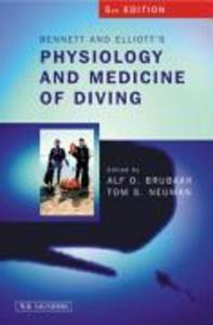 Bennett and Elliotts' Physiology and Medicine of Diving als Buch (gebunden)
