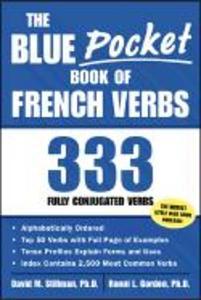 The Blue Pocket Book of French Verbs als Buch (kartoniert)
