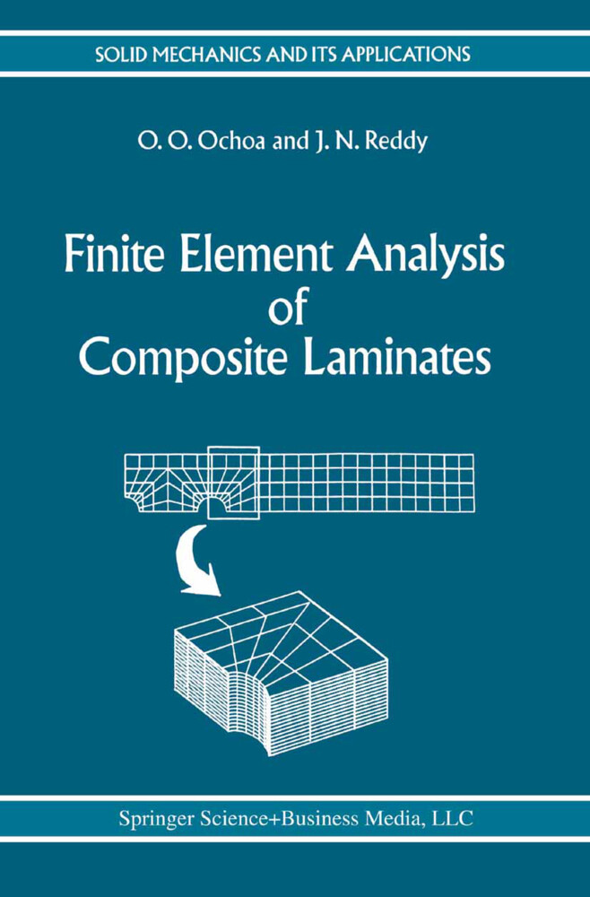Finite Element Analysis of Composite Laminates als Buch (gebunden)