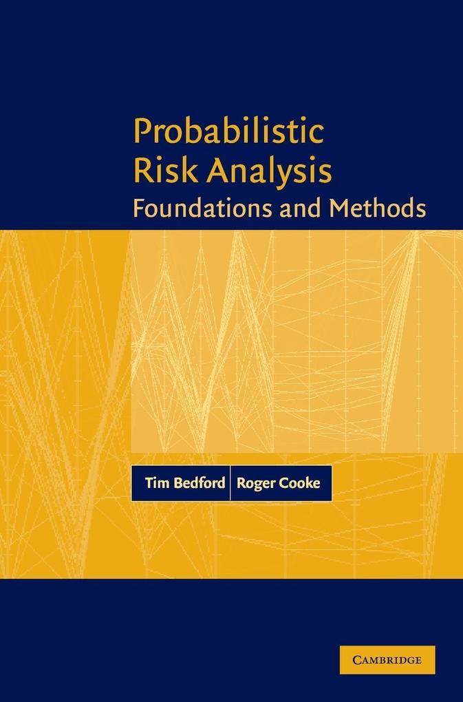 Probabilistic Risk Analysis als Buch (gebunden)