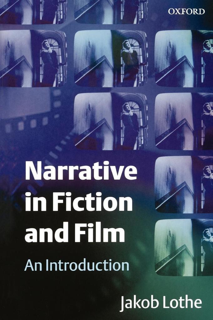 Narrative in Fiction and Film als Buch (kartoniert)