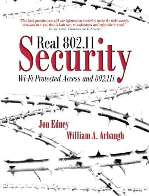 Real 802.11 Security als Buch (kartoniert)