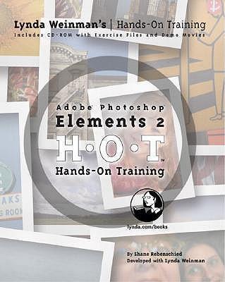 Photoshop Elements 2 Hands-On Training als Buch (gebunden)