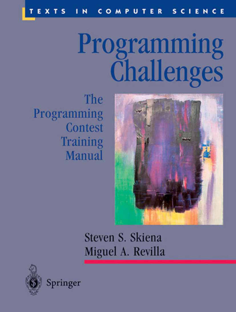Programming Challenges als Buch (kartoniert)