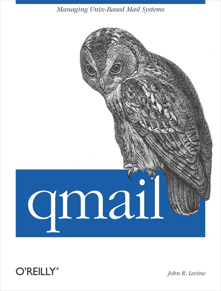 Qmail als Buch (kartoniert)