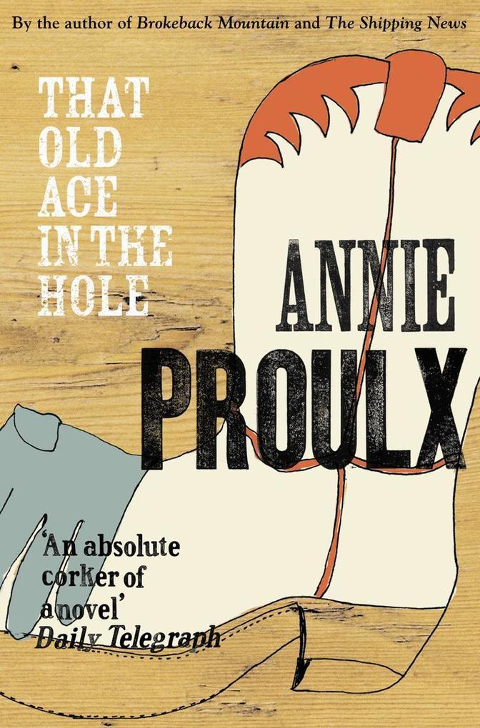 That Old Ace in the Hole als Buch (gebunden)