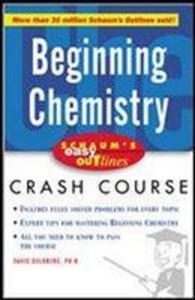 Schaum's Easy Outline of Beginning Chemistry als Buch (kartoniert)