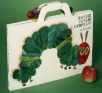 The Very Hungry Caterpillar als Buch (kartoniert)