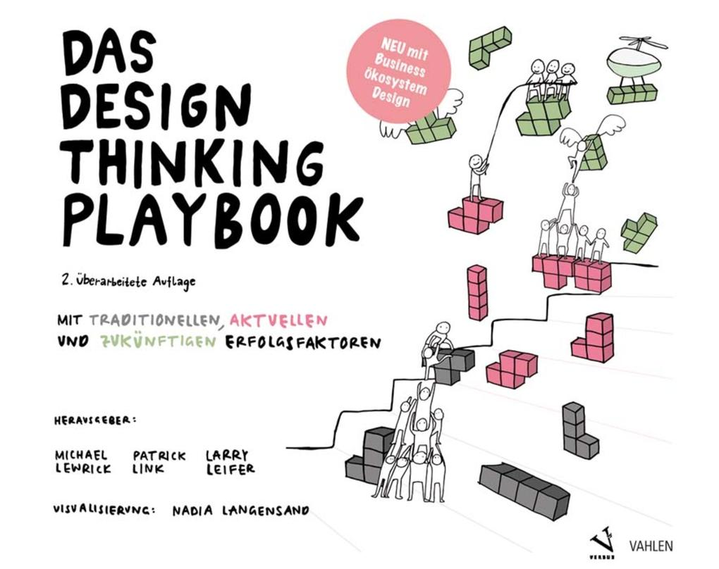 Das Design Thinking Playbook als eBook pdf
