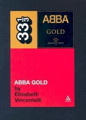 Abba Gold als Buch (kartoniert)