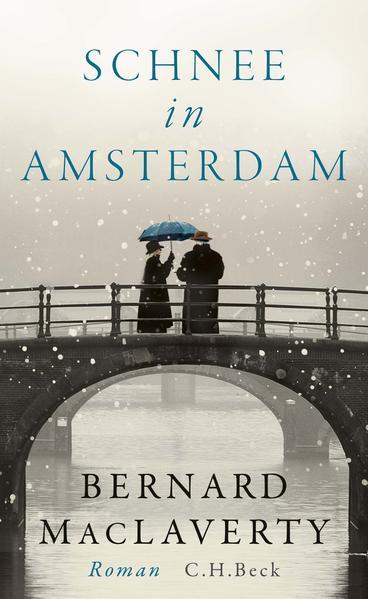 Schnee in Amsterdam als Buch (gebunden)