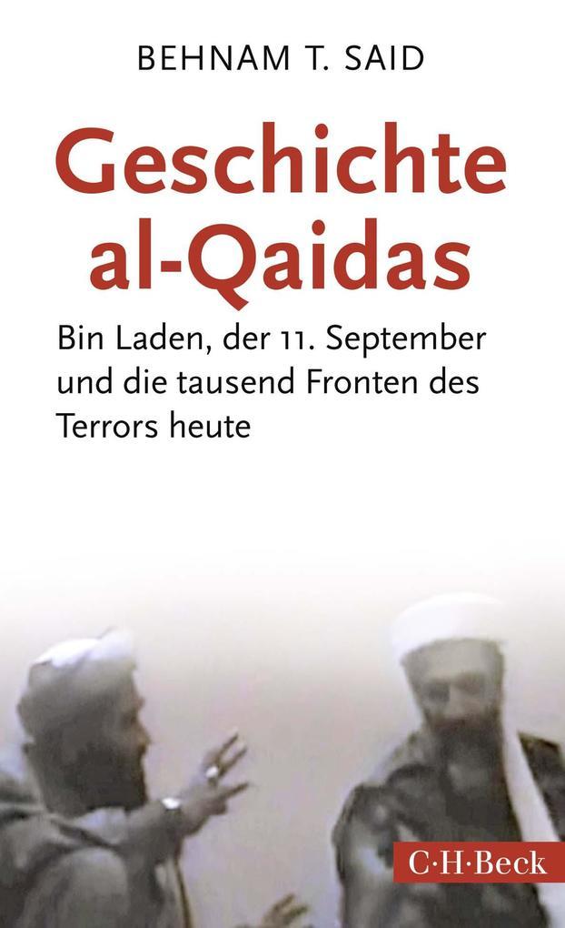 Geschichte al-Qaidas als Buch (kartoniert)