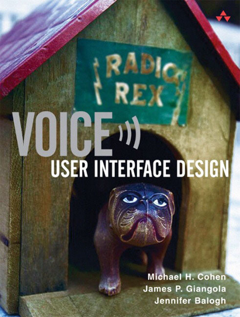 Voice User Interface Design als Buch (gebunden)