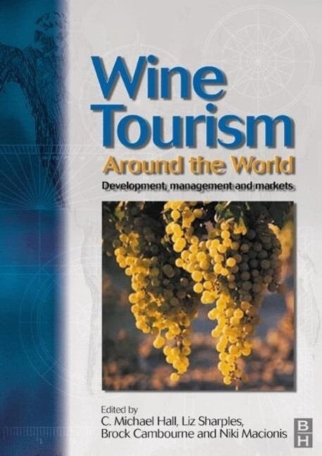 Wine Tourism Around the World als Buch (kartoniert)