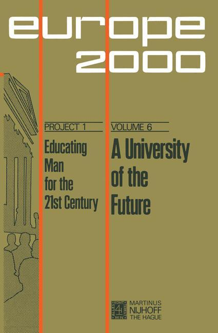 A University of the Future als Buch (gebunden)