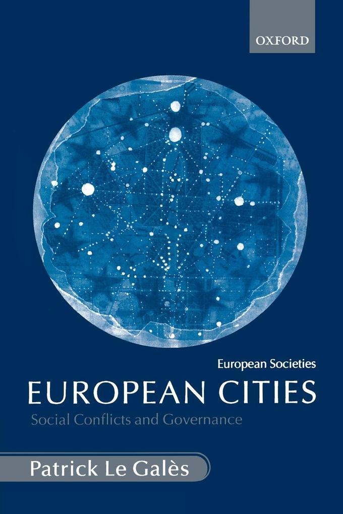 European Cities als Buch (kartoniert)
